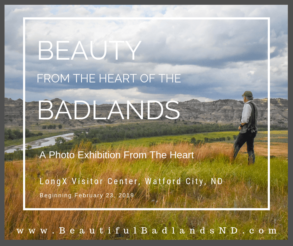 Beauty from the Heart of the Badlands