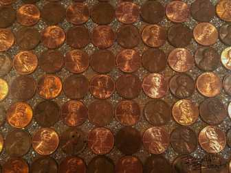 Pennies! The PDQ Is Full Of Them!