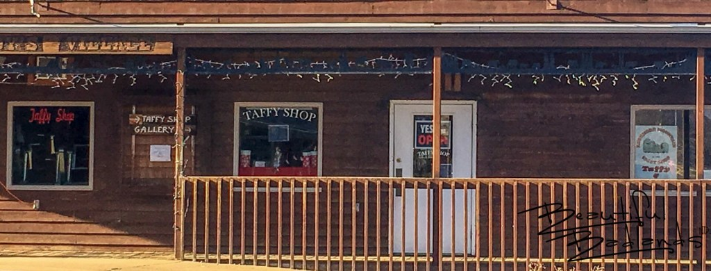 The Taffy Shop and Gallery in Medora, North Dakota is open year 'round!