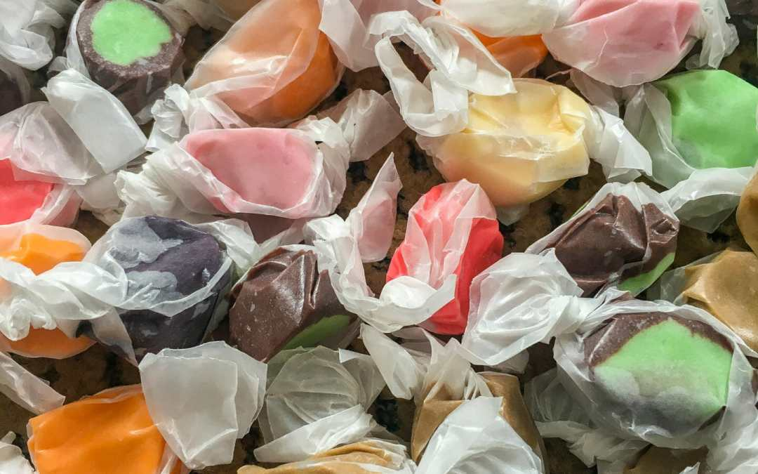 Absolutely the Best Taffy in the West!