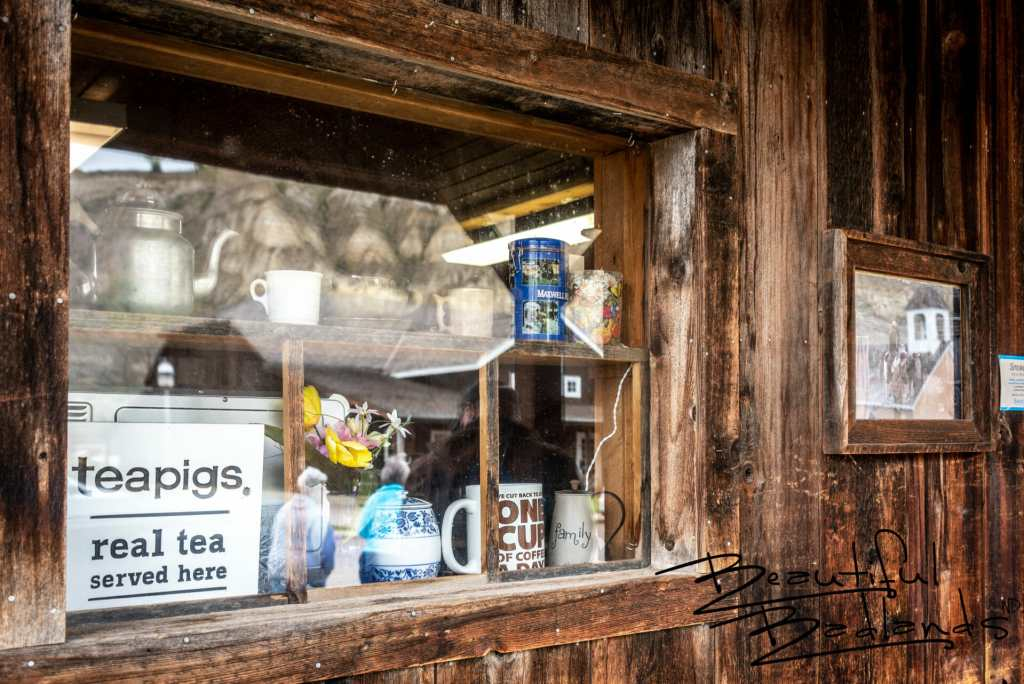 A coffee shop with real good coffee and a super selection of delectable treats (shortbread!) is Hidden Springs Java. The friendly service can't be beat!