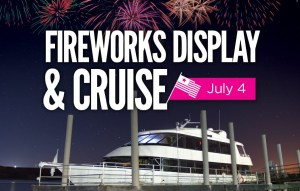Fireworks Display and Cruise, Four Bears Casino, New Town, North Dakota