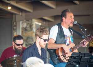 The Entertainment is Great at the Pitchfork Fondue in Medora, North Dakota !