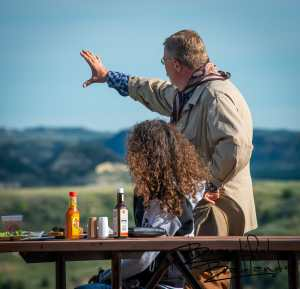 Over There! Theodore Roosevelt Describes His Elkhorn Ranch! Medora, North Dakota