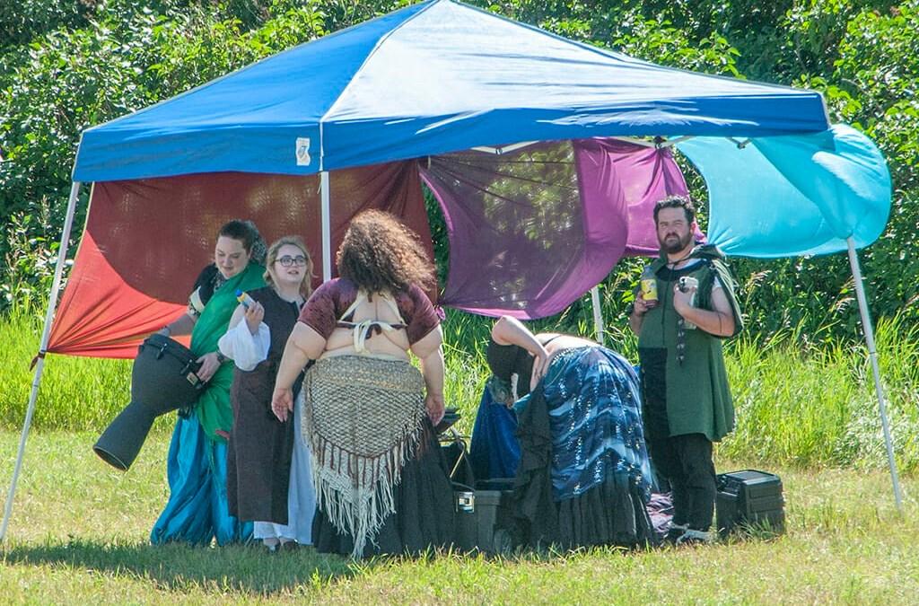 Renaissance Festival, a slow start to a big dream