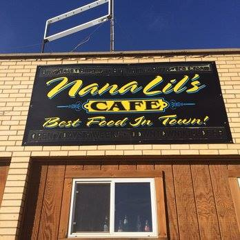 Nana Lil's Cafe, Killdeer, North Dakota