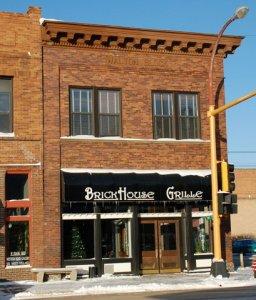 The Brickhouse Grille in Dickinson, North Dakota