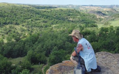 How the Badlands Give you Mental and Physical Health Benefits at any age.