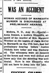 Marmarth murder