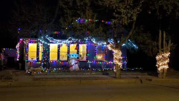 Check out the abundant Christmas Lights in Beach, North Dakota. Find more information here: https://www.facebook.com/beachndchamber