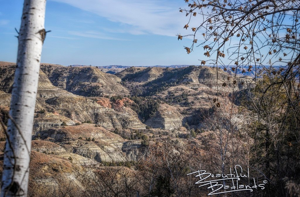 Cool-weather outdoor adventures to free your mind in the Badlands