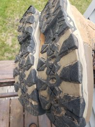 red wing boot tread