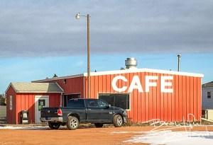 Four Corners Cafe & Catering, Fairfield, North Dakota