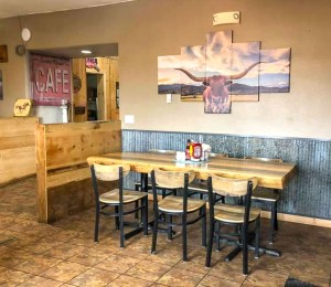 2 7/8- The Pipe in Killdeer, North Dakota Photo from their Facebook page:Warm, cozy atmosphere at 2 7/8-The Pipe in Killdeer, North Dakota. Photo from their Facebook page: https://www.facebook.com/thepipebarandgrill