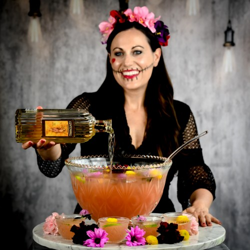 , Day of the Dead Paloma Punch