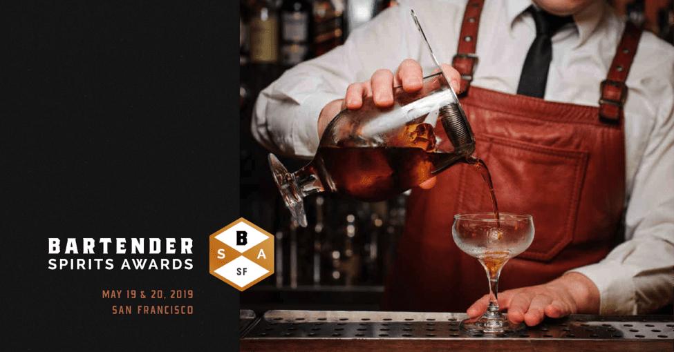 , Bartenders Spirits Awards