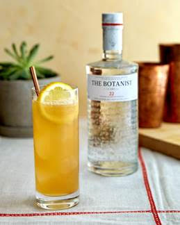 , Fall Cocktails with The Botanist Gin