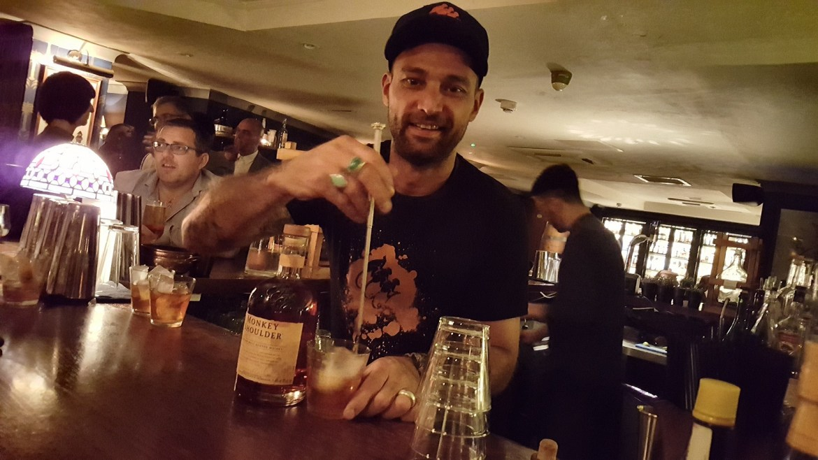 , Who will be the Old Fashioned cocktail world champion?