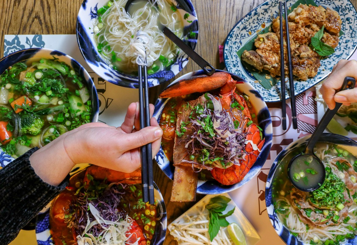 , PhoBar Opens in Chinatown, NY