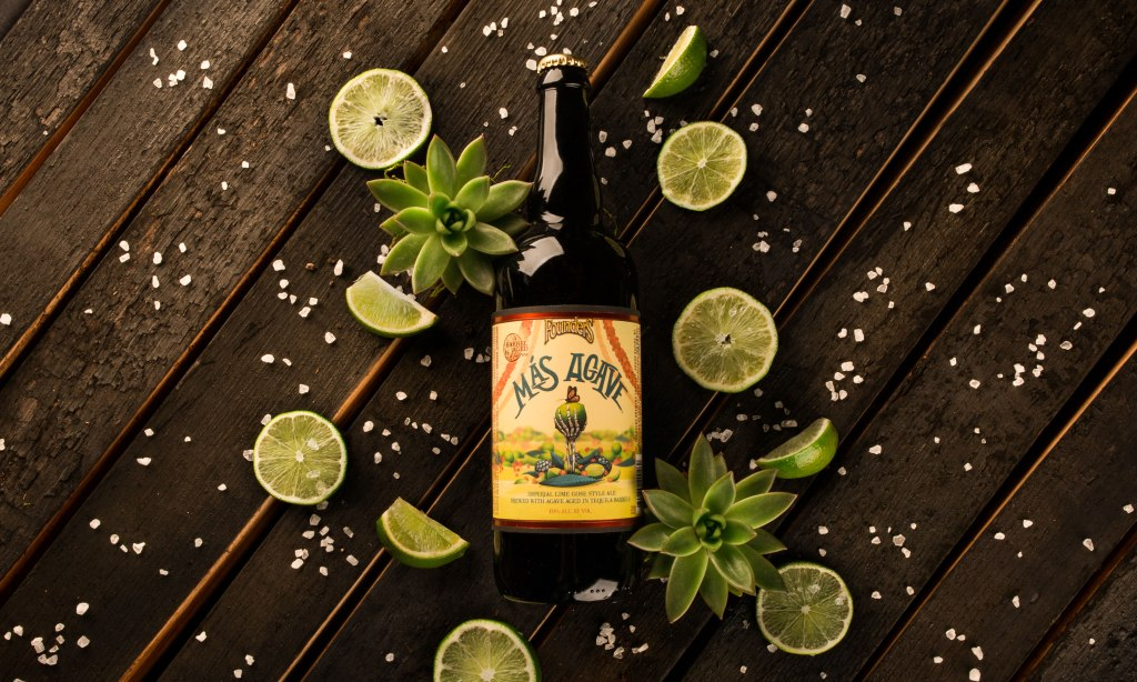 , Founders Brewing Co. Announces Más Agave