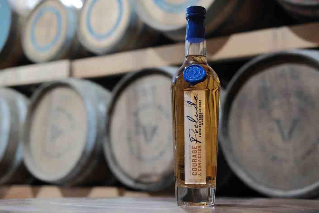 , Virginia Distillery Company releases 'Prelude: Courage & Conviction'