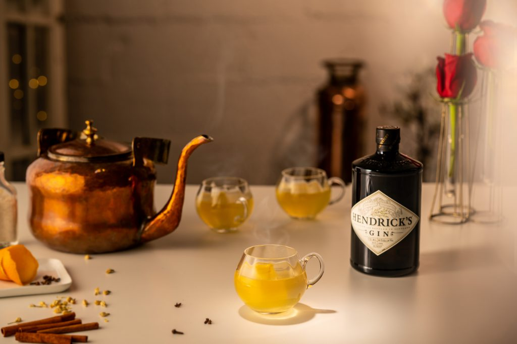 , The Daily Beast Hosts National Hendrick's Hot Gin Punch Tournament