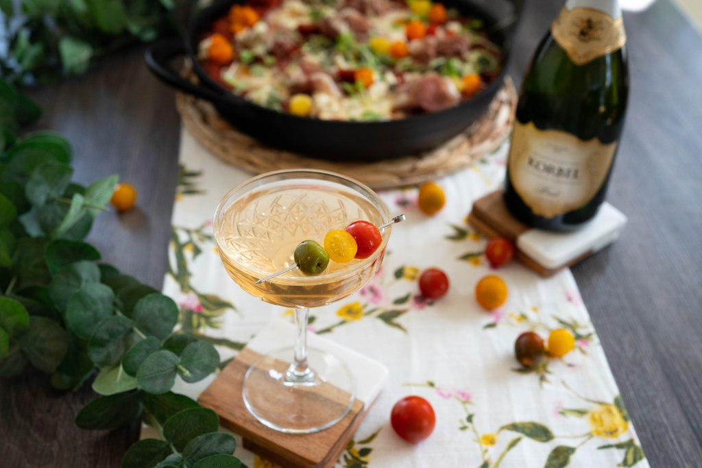 , Brunching with Korbel California Champagne