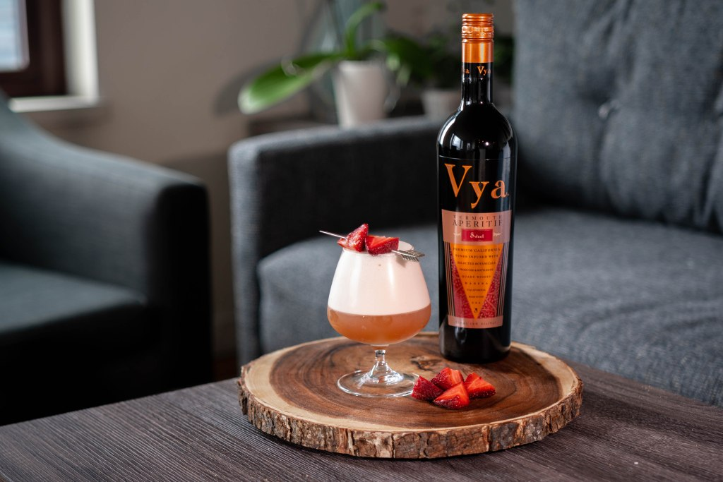 , Cocktails with Vya Vermouth