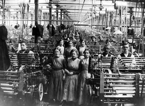cotton mill blog title