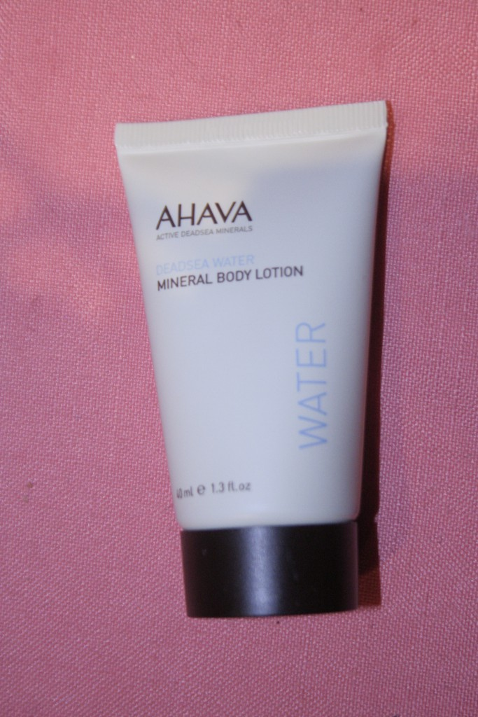 Ahava Bodylotion 1