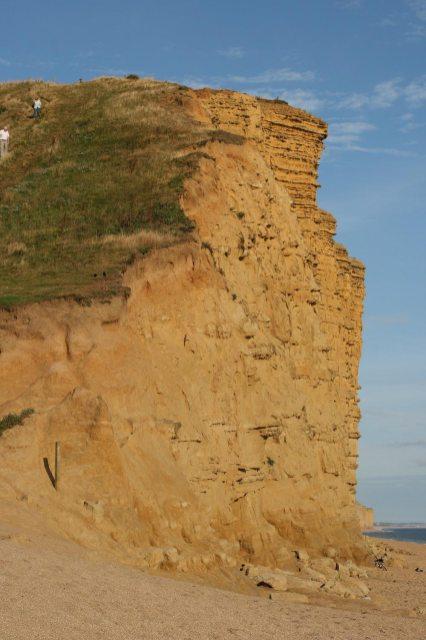 East Cliff, West Bay, near Bridport