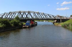 Acton Bridge, River Weaver, Little Leigh