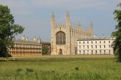 Back Lawn, King's College, Cambridge