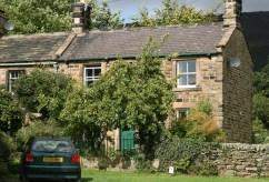 Beryl's cottage, Edale