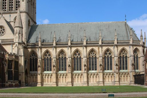 Chapel, St. John's College, Cambridge