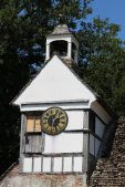Clock Tower, Tudor Stable Court, Lacock Abbey, Lacock