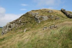 Highshield Crags, Hadrian's Wall