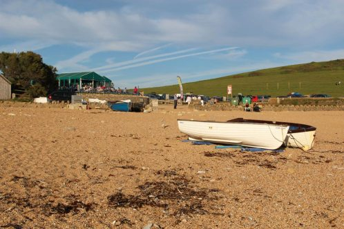 Hive Beach Cafe, Burton Bradstock