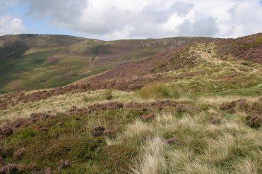 Kinder Plateau, from The Nab