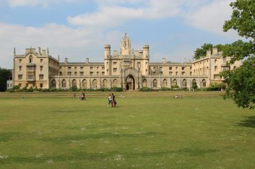 New Court, St. John's College, Cambridge