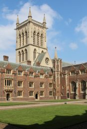 Second Court, St. John's College, Cambridge