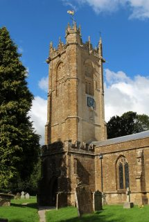 St. George Church Hinton - Beautiful England