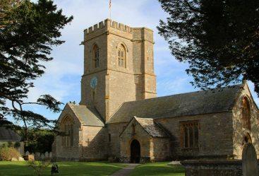 St. Mary's Church, Burton Bradstock