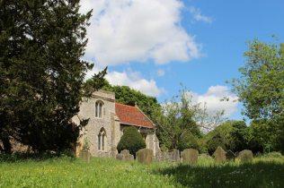 St. Peter's Churchyard, Benington