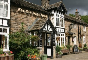 The Old Nags Head, Edale