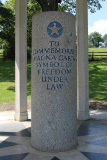 Granite Pillar American Bar Association Memorial Magna