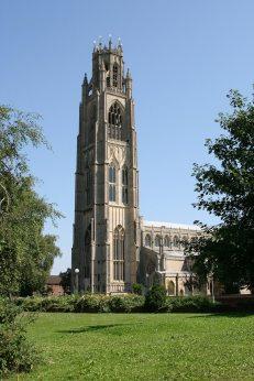 St. Botolph's Church (The Stump), Boston