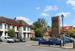 Church Square, Shepperton