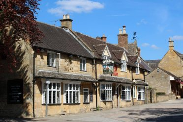 Horse and Hound, Broadway, Cotswolds