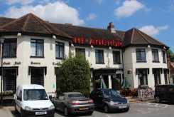 The Anchor, Church Square, Shepperton